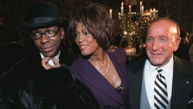 Bobby Brown, Whitney Houston a Clive Davis