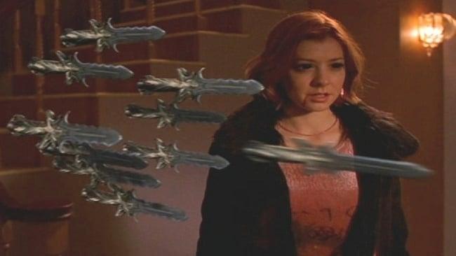 Willow Rosenberg, Buffy premožiteľka
