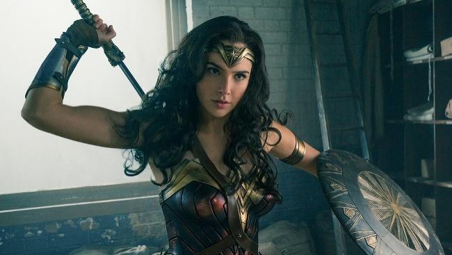 Gal Gadot (Wonder Woman)