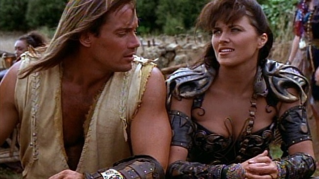 Hercules, Xena