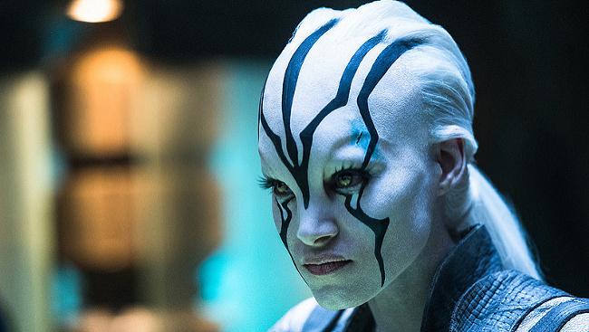 Zoe Saldana (Star Trek: