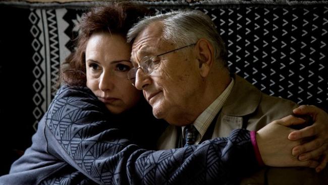Zuzana Mauréry a Jiří Menzel